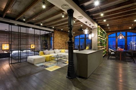 stunning chambre loft industriel gallery matkin info