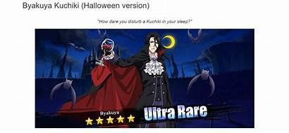 Byakuya Kuchiki Halloween Fan Version