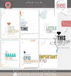 250 free project journaling and filler cards fab n 39 free