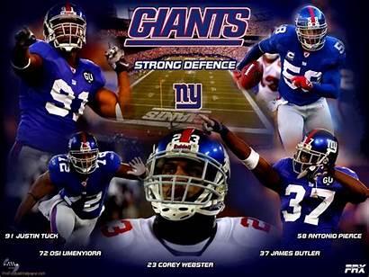Giants York Wallpapers Nfl Team Ny Football