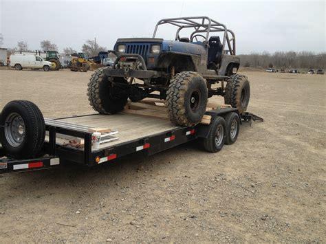 jeep mud 1989 jeep wrangler rock crawler mud truck