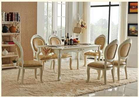 Newest Wholesale Europe Classic Style Dining Room Sets