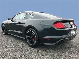 New 2020 Ford Mustang BULLITT FASTBACK 2dr Car in Hillsboro #205301 | Dick's Mackenzie Ford