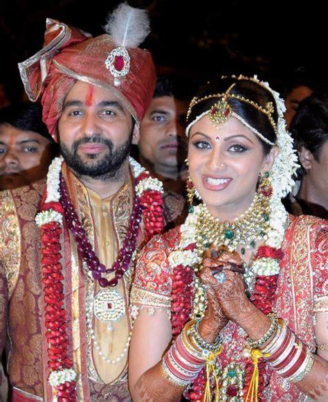 shilpa shetty s wedding pictures