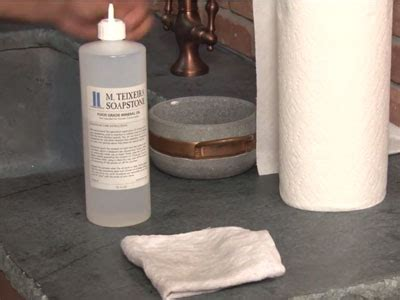 Soapstone Care And Maintenance  View Our Video
