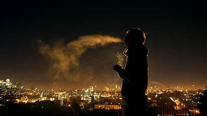 Sad Smoking Night Wallpapers Smoke Background Desktop