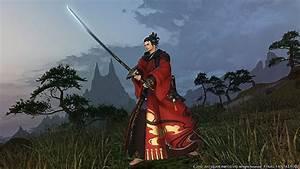 FFXIV Stormblood Job Guide Samurai Final Fantasy XIV