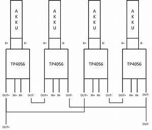 Li Ion Akku Laden : tp4056 li ion laderegler akkus parallel und seriell ~ Kayakingforconservation.com Haus und Dekorationen