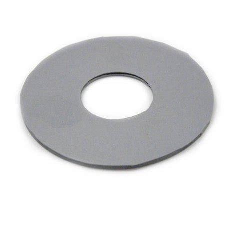 Toto 9bu001er Flapper Seal Gasket For Toilets, Gray