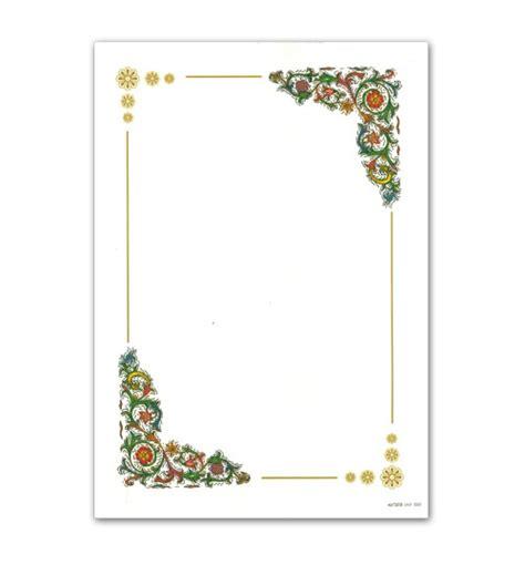 Cornici Con Fiori by Diplomi 21x29 N 5 Cornice Angoli Con Fiori