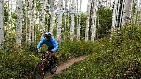colorado mountain biking biking trails in colorado