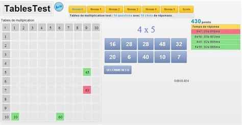 apprendre les tables de multiplication en ligne apprendre les tables de multiplication en ligne
