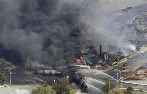 Lac-Mégantic: Engineer rushed to haul tankers away from ...