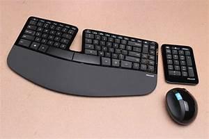 Microsoft's popular Sculpt ergonomic keyboard and mouse ...  Ergonomic