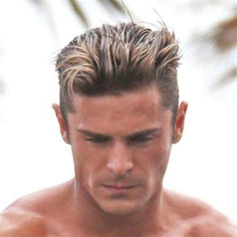 zac efron baywatch hair     haircut mens