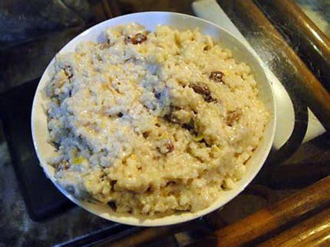 dessert avec lait de riz 28 images recette g 226 teau au lait de riz not 233 e 4 1 5