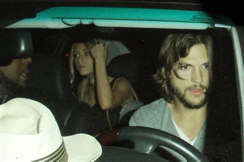 Aisha Ashton Kutcher And Demi Moore Are Headed For Divorce