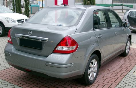 nissan tiida 2008 2008 nissan tiida sedan pictures information and specs