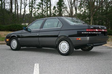 1991 Alfa Romeo 164 by 1991 Alfa Romeo 164 V6 Turbo Related Infomation