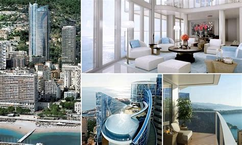 A Monaco Penthouse Set To Rival The Worlds Most Expensive by Inside The World S Most Expensive Apartment In Monaco S