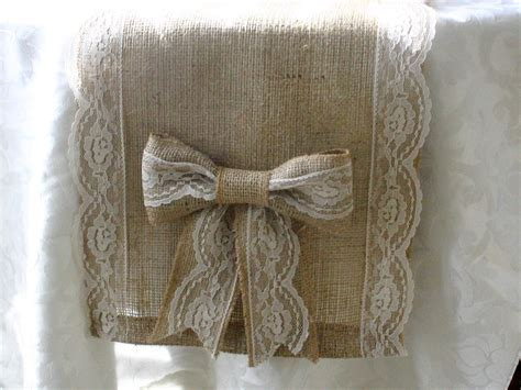 burlap table runner with lace burlap and lace table runners french country weddings shabby