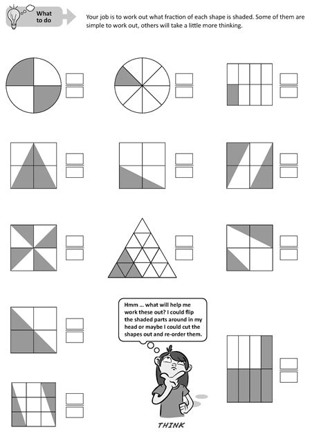 fraction resources year 3 primary resources maths