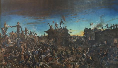 Battle Of The Alamo Essay Battle Of The