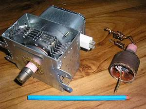 Operating Magnetron Without An Oven  Building Homemade