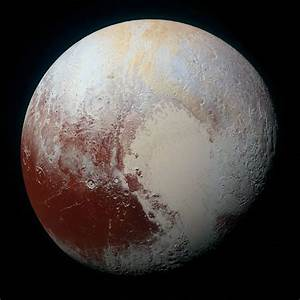 New Horizons Returns First-Ever Photo of Pluto's Surface ...
