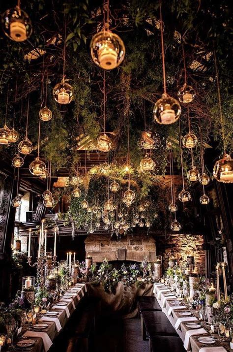 enchanted forest wedding theme ix   wedding