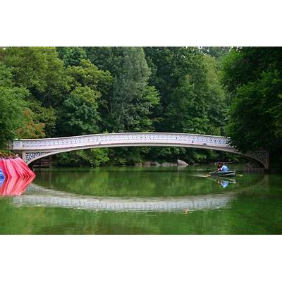 Panoramio - Photo of Bow Bridge (Central Park)