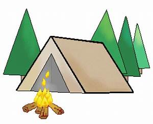 Tent Camping Clipart - Clipart Suggest