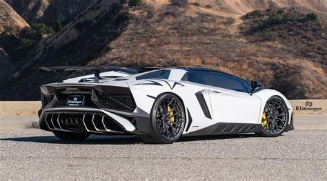 Lamborghini Car : Post Malone's New Lamborghini Aventador Sv Is A Screamer