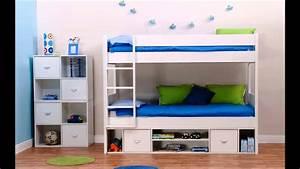 Kleines Zimmer Für 2 Einrichten : kleine kinderzimmer f r jungen youtube ~ Bigdaddyawards.com Haus und Dekorationen