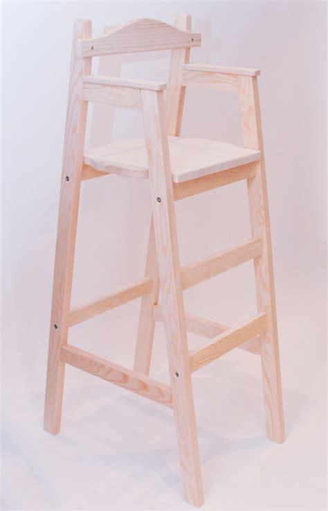 chaise haute enfant dahut pour table bar meubles et rangements par eric delaite
