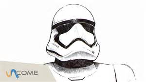 Stormtrooper Le by Disegni Star Wars Stormtrooper Youtube