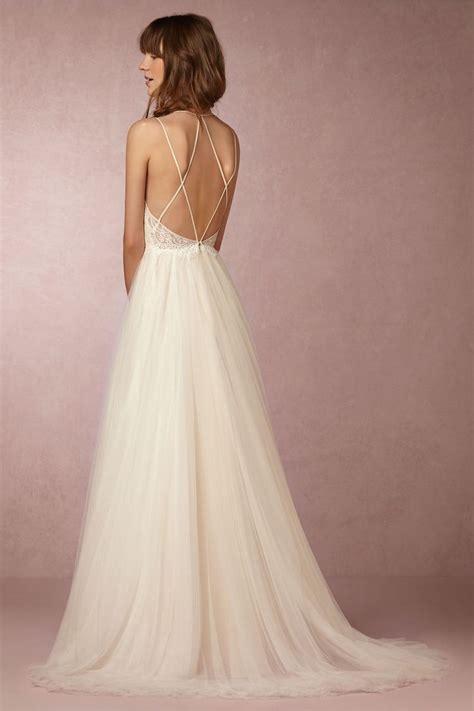 25 Best Ideas About Backless Wedding Dresses On Pinterest