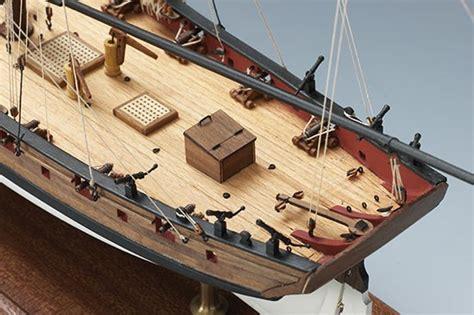 amati lady nelson wooden ship model kit