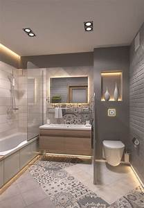 20 Farmhouse Style Master Bathroom Remodel Decor Ideas