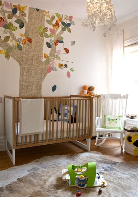 12 gender neutral baby nursery ideas