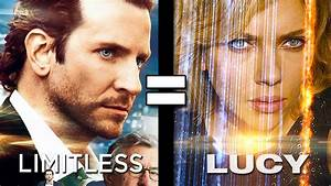 24 Reasons Limitless & Lucy Are The Same Movie - YouTube  Limitless