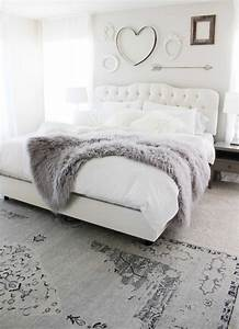 Soothing, White, Bedrooms, With, A, Twist