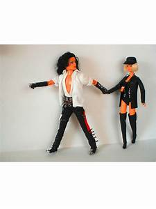 My Michael Jackson Dolls