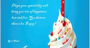 happy birthday cards word templates