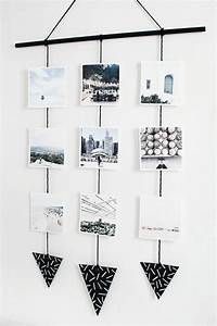 Betonoptik Wand Selber Machen : fotowand selber machen 66 wundersch ne ideen und inspirationen ~ Frokenaadalensverden.com Haus und Dekorationen