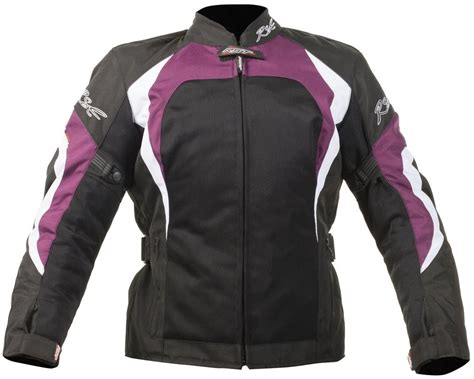 4.97 Rst Womens Brooklyn Ventilated Textile Jacket #262216