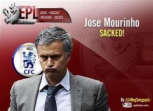 Jose Mourinho Sacked - EPL Index: Unofficial English ...