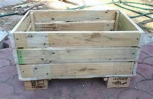 DIY Construire Sa Jardinire En Palettes Tribulations