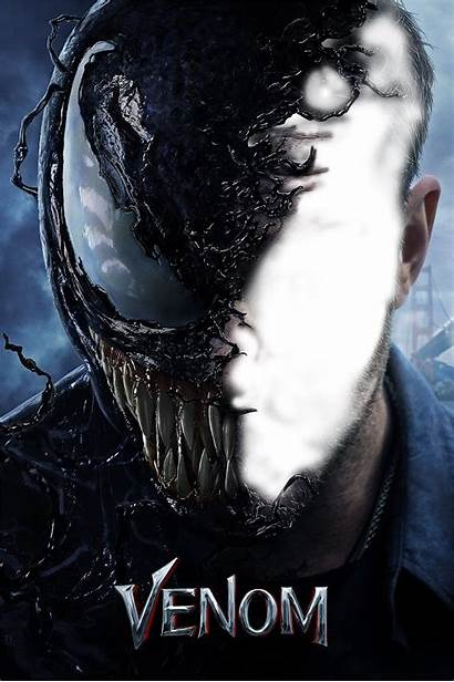Venom Mask Poster Editing Kl Below