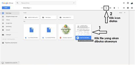 Menyimpan seluruh fon yang telah diunduh di dalam satu direktori (folder) komputer dapat membantu anda mengatur dan menyusun fon. Cara Agar File dalam Google Drive Dapat Di Akses atau di ...